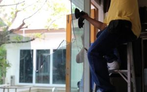 Window Glass Repair and replacement